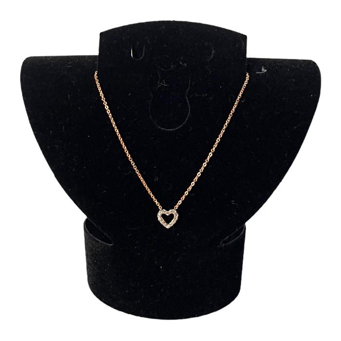Le collier N2033 RG de Steelx